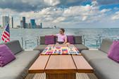 92 ft. 92 Mangusta Motor Yacht Boat Rental Miami Image 9