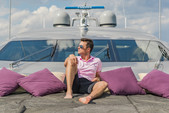 92 ft. 92 Mangusta Motor Yacht Boat Rental Miami Image 12