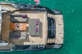 92 ft. 92 Mangusta Motor Yacht Boat Rental Miami Image 6