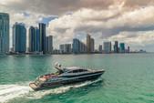 92 ft. 92 Mangusta Motor Yacht Boat Rental Miami Image 2