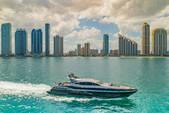 92 ft. 92 Mangusta Motor Yacht Boat Rental Miami Image 3