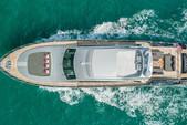 92 ft. 92 Mangusta Motor Yacht Boat Rental Miami Image 4