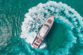 92 ft. 92 Mangusta Motor Yacht Boat Rental Miami Image 1