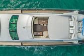 92 ft. 92 Mangusta Motor Yacht Boat Rental Miami Image 5