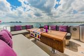 92 ft. 92 Mangusta Motor Yacht Boat Rental Miami Image 10