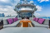 92 ft. 92 Mangusta Motor Yacht Boat Rental Miami Image 11