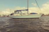 45 ft. Columbia 45 Motorsailer Boat Rental Fort Myers Image 1