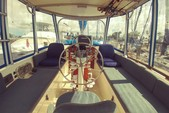 45 ft. Columbia 45 Motorsailer Boat Rental Fort Myers Image 2