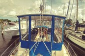 45 ft. Columbia 45 Motorsailer Boat Rental Fort Myers Image 15