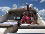 65 ft. 65V Princess Motor Yacht Boat Rental Miami Image 7