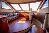 70 ft. Marquis Regency 202 Cuddy  Flybridge Boat Rental Miami Image 7