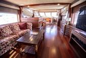 70 ft. Marquis Regency 202 Cuddy  Flybridge Boat Rental Miami Image 11