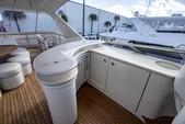 70 ft. Marquis Regency 202 Cuddy  Flybridge Boat Rental Miami Image 13