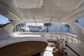 70 ft. Marquis Regency 202 Cuddy  Flybridge Boat Rental Miami Image 15