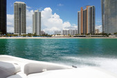 21 ft. Regal Boats 2100 Bow Rider Boat Rental Miami Image 10