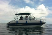 21 ft. Bayliner 212 Cuddy  Cruiser Boat Rental West Palm Beach  Image 4