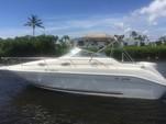 25 ft. Sea Ray Boats 250 Sundancer Cruiser Boat Rental West Palm Beach  Image 1