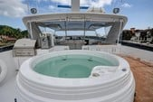 100 ft. Hatteras Yachts Custom Mega Yacht Boat Rental West Palm Beach  Image 10