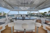 100 ft. Hatteras Yachts Custom Mega Yacht Boat Rental West Palm Beach  Image 9