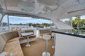 100 ft. Hatteras Yachts Custom Mega Yacht Boat Rental West Palm Beach  Image 8