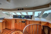 100 ft. Hatteras Yachts Custom Mega Yacht Boat Rental West Palm Beach  Image 6