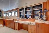 100 ft. Hatteras Yachts Custom Mega Yacht Boat Rental West Palm Beach  Image 13