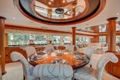 100 ft. Hatteras Yachts Custom Mega Yacht Boat Rental West Palm Beach  Image 3