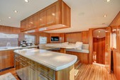 100 ft. Hatteras Yachts Custom Mega Yacht Boat Rental West Palm Beach  Image 4