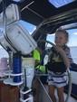 43 ft. Hunter Passage 42 Cruiser Boat Rental Washington DC Image 10