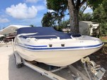 23 ft. Hurricane SD237 Deck Boat Boat Rental Tampa Image 8