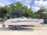 23 ft. Hurricane SD237 Deck Boat Boat Rental Tampa Image 4