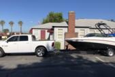 19 ft. Yamaha AR190  Jet Boat Boat Rental Los Angeles Image 6