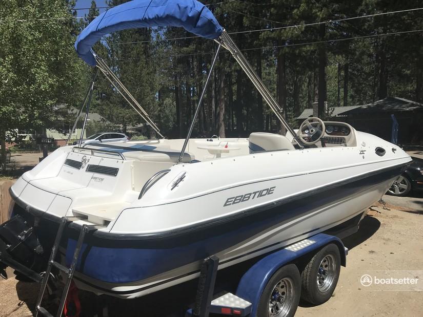 Rent a Ebbtide Boats cruiser in South Lake Tahoe, CA near me