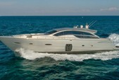 80 ft. Pershing 80 Motor Yacht Boat Rental Miami Image 1