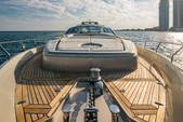 80 ft. Pershing 80 Motor Yacht Boat Rental Miami Image 2