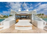 80 ft. Pershing 80 Motor Yacht Boat Rental Miami Image 6
