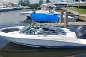 21 ft. Regal Boats 2100 Bow Rider Boat Rental Miami Image 28