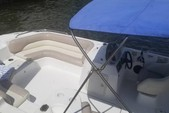 21 ft. Hurricane Boats SD 2100 Bow Rider Boat Rental West Palm Beach  Image 5