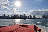 78 ft. Leopard 23M Sport Motor Yacht Boat Rental Miami Image 5