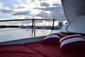 78 ft. Leopard 23M Sport Motor Yacht Boat Rental Miami Image 6