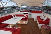 78 ft. Leopard 23M Sport Motor Yacht Boat Rental Miami Image 8