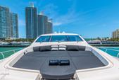 101 ft. Leopard 101  Motor Yacht Boat Rental Miami Image 3