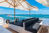 101 ft. Leopard 101  Motor Yacht Boat Rental Miami Image 4