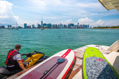 101 ft. Leopard 101  Motor Yacht Boat Rental Miami Image 6