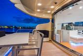 101 ft. Leopard 101  Motor Yacht Boat Rental Miami Image 8