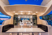 101 ft. Leopard 101  Motor Yacht Boat Rental Miami Image 9