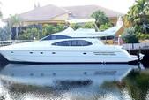 58 ft. Azimut Yachts 58 Flybridge Boat Rental West Palm Beach  Image 1
