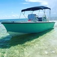 20 ft. Mako Marine 201 Center Console Boat Rental The Keys Image 3