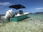 20 ft. Mako Marine 201 Center Console Boat Rental The Keys Image 5