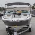 21 ft. Yamaha 212SS  Cruiser Boat Rental Miami Image 3